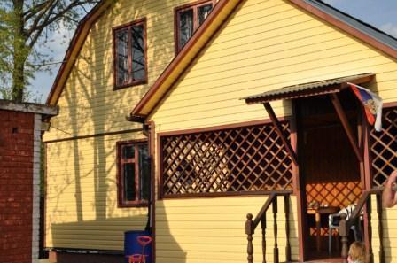 Продается дом 150 кв.м. Наро-Фоминский район д.Порядино СНТ Ясенево - Фото 1