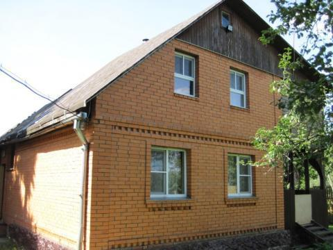 Кирпичный дом 120 кв.м на большом участке 28 соток, ИЖС - Фото 3