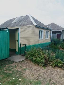 Жилой благоустроенный дом - Фото 1
