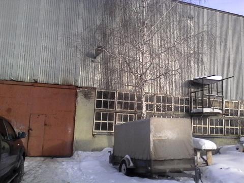 Производственное помещение 460 кв.м. Отопление, вода, охрана, кран-балка - Фото 2