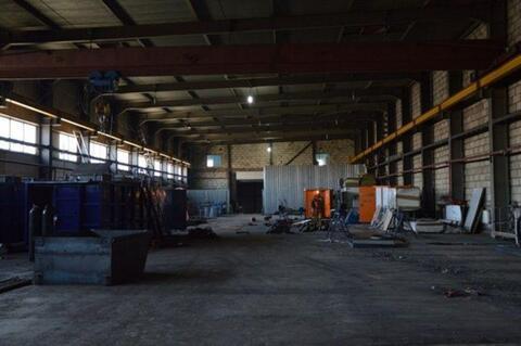 Продам производственное помещение 2000 кв.м, м. Фрунзенская - Фото 2