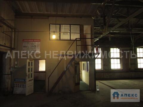 Аренда помещения пл. 1100 м2 под склад, м. Юго-Западная в складском . - Фото 3