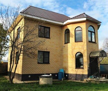 Продам дом в деревне Абрамово. - Фото 1