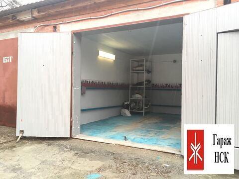 Продам капитальный гараж ГСК Гидроимпульс № 157в. вз Академгородка - Фото 2