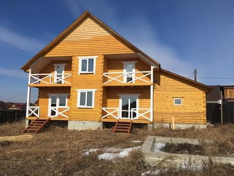 Продам просторный коттедж в с. Хомутово - Фото 1