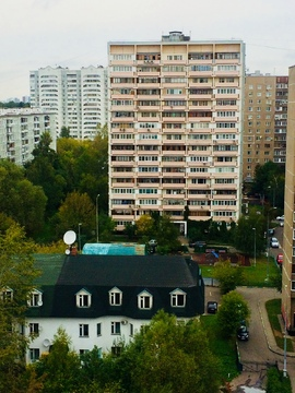 1 ком.кв. 2-я Мелитопольская улица, дом 19, корпус 2 - Фото 3