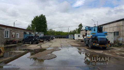 Продажа производственного помещения, Хабаровск, Федоровское шоссе - Фото 1