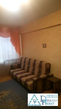 1-комнатная квартира в 15 минутах ходьбы до м Нижегородская - Фото 5