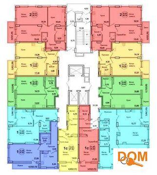 2 845 000 Руб., Продажа квартиры, Новосибирск, Ул. Оловозаводская, Купить квартиру в Новосибирске по недорогой цене, ID объекта - 318543790 - Фото 1
