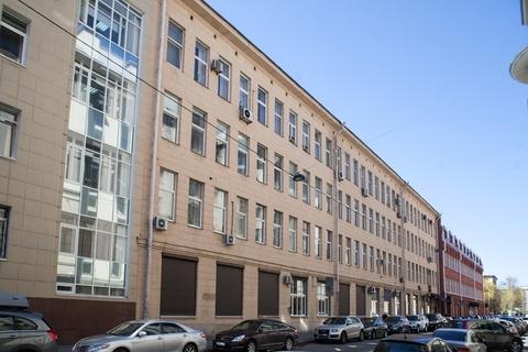 Офисный блок 466м2-5-этаж - Фото 1