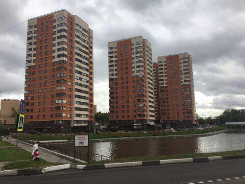 2 комнатная квартира в новом доме в Чехове, 70 кв.м, собственность - Фото 1