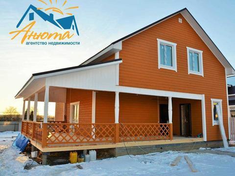 Продается новый загородный дом 160 кв.м. в Совхозе Победа Жуковского р - Фото 1