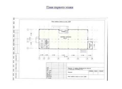 Здание торгового центра на въезде в Киржач - Фото 3