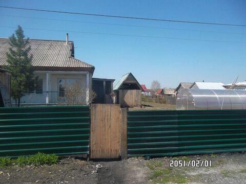 Продажа дома, Кузедеево, Кузедеево, Новокузнецкий район - Фото 1