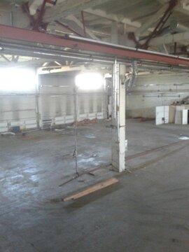 Сдам склад пр-во 1200 м, к/б 3-5т, пандус авто ж/д - Фото 2