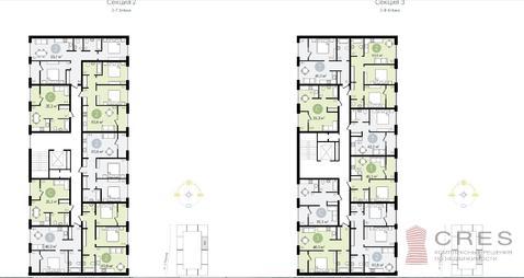 1 комнатная квартира в Новом доме г. Видное - Фото 3