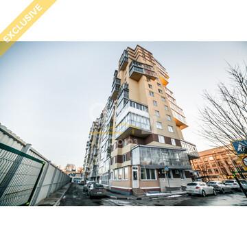 Продается улучшенная 1-к квартира с прекрасным видом в новом доме - Фото 1
