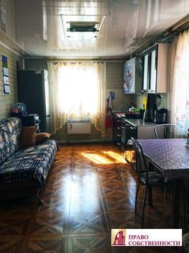 Дом в д.Кузнецово S=110 кв.м, для круглогодичного проживания - Фото 1