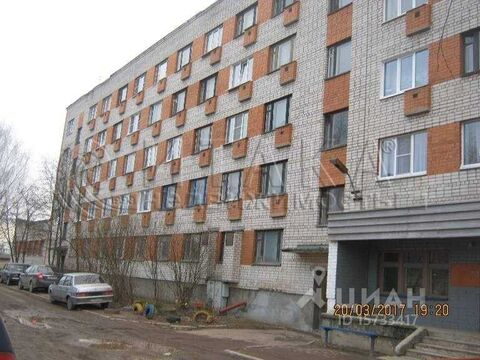 Комната Псковская область, Псков ул. Леона Поземского, 126 (18.0 м) - Фото 1