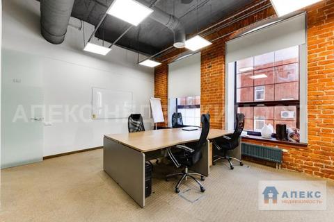Аренда офиса 1295 м2 м. Парк культуры в бизнес-центре класса А в . - Фото 4