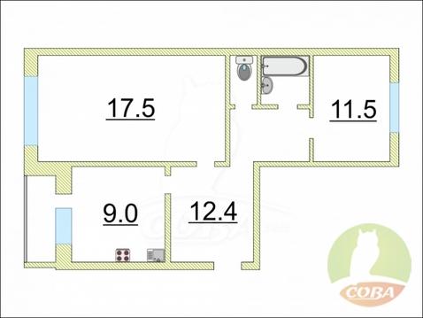 Продажа квартиры, Богандинский, Тюменский район, Ул. Энергетиков - Фото 1
