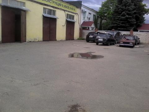Производственная база на Киевском шоссе: 520 кв.м - здание + 1140 кв.м - Фото 4