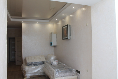 Продам 2 ком. квартиру в элитном доме с ремонтом и мебелью - Фото 3