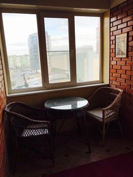 Сдается 1комнатная квартира студия 51а мкр. Г. Обнинск ул. Гагарина 9 - Фото 3