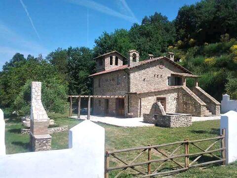 Каменный хутор / вилла особенной постройки Код 144 - Фото 5