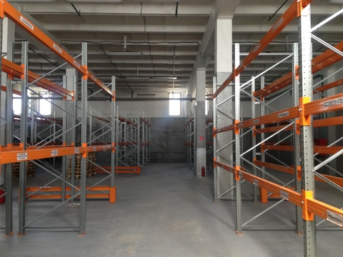Аренда склада 790 кв.м. - Фото 2