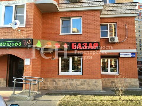 Магазин, Пушкино, ул Набережная, 35к3 - Фото 3