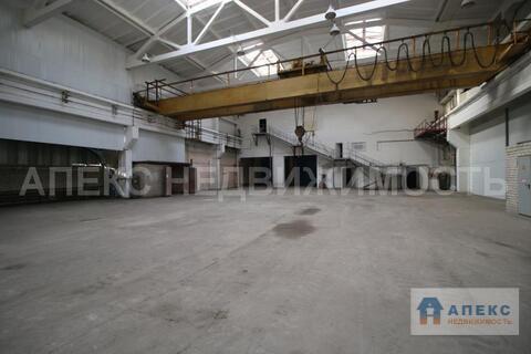 Аренда помещения пл. 3627 м2 под склад, производство, , офис и склад, . - Фото 4