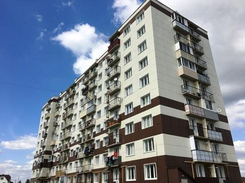 Продам новую однокомнатную кв-ру в г.Малоярославце с лоджией - Фото 1
