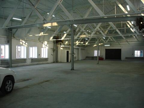 Аренда склада, Иркутск, Ул. Рабочего Штаба - Фото 2