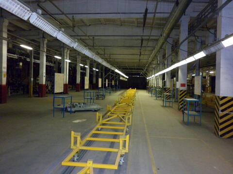 Аренда склада и производства 5232м2 - Фото 1