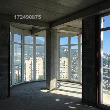 Квартира с полукруглым эркером с видом на всю Ялту - Фото 5