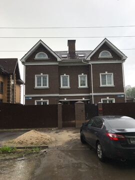 Дом рядом с Москвой. Продается дуплекс. Вся инфраструктура рядом. Отли - Фото 1