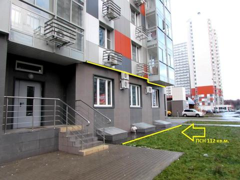 Псн 112 кв.м. с евро ремонтом в заселенной новостройке р-на Митино - Фото 1
