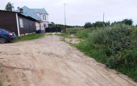 Продажа участка, Чашницы, Переславский район - Фото 1