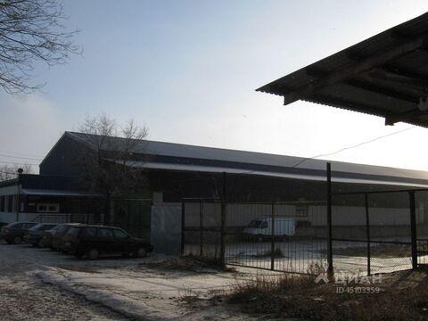 Продажа склада, Тольятти, Ул. Матросова - Фото 1