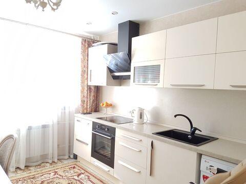 2-комнатная просторная светлая квартира с хорошим ремонтом и мебелью - Фото 1