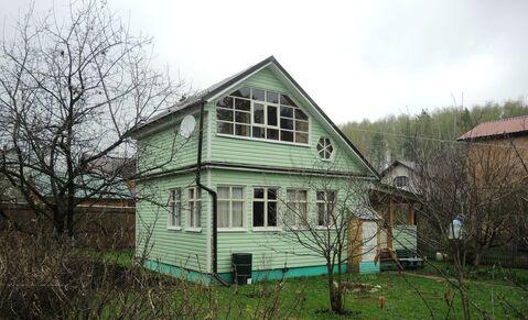 Продается дом 50м2/6с в СНТ Раздолье рядом рп Малино, г/о Ступино - Фото 1