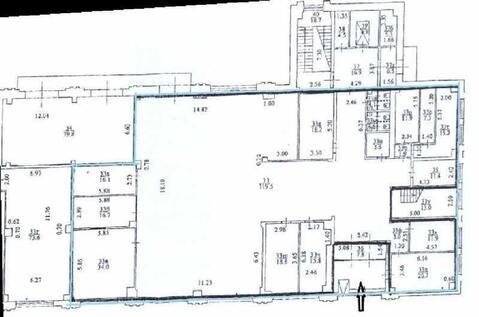 Предлагается к аренде помещение под автосалон 535 кв.м. - 1-й этаж. - Фото 5