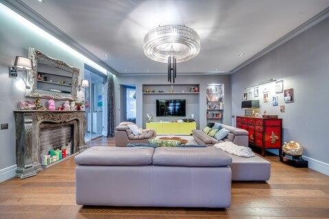Роскошная дизайнерская квартира в «резиденции на суворовском» - Фото 1