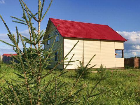 Деревяный загородный дом из бруса - Фото 4