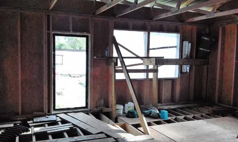 Продаем земельный участок с недостроенным садовым домом массив Назия - Фото 3