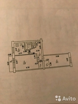 Продам 2ком квартиру в историческом центре, пл. 26бакинских комиссаров, Продажа квартир в Рязани, ID объекта - 326381000 - Фото 1