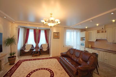 Квартира с большой кухней и гостиной - Фото 1