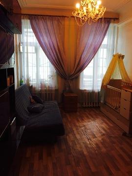 Продается комната в 4х к.кв на ул Рыбацкая в 5 мин от м. Чкаловская - Фото 1