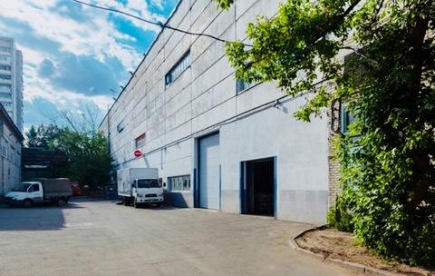 Продажа склада г. Москва - Фото 2